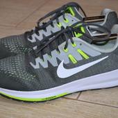 Nike zoom structure 20 кроссовки  46р. беговые. Оригинал