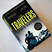 """Книга на английском """"The Travelers"""", 646 с."""