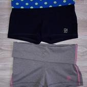 Gilly Hicks Шикарные шорты для йоги р s сток