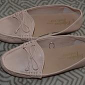женские туфли George 24 см 37 размер на широкую ногу Англия в сост новых