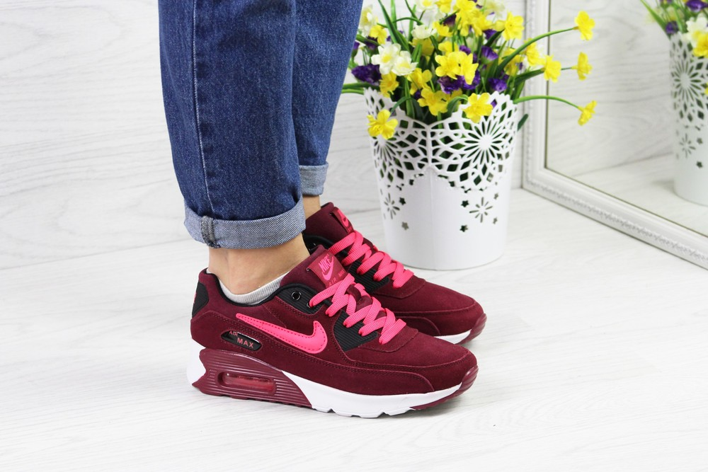 Nike air max кроссовки 36-40 фото №1