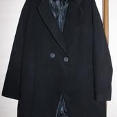 Пальто , жакет кашиміровий boohoo оверсайз