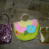 детская сумочка набор