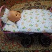 постельный набор для детских кроваток и колясок