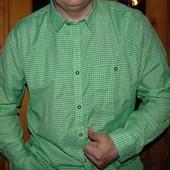 Брендовая стильная рубашка Alpine (Альпайн).хл-2хл
