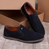 Мужские туфли мокасины 17625