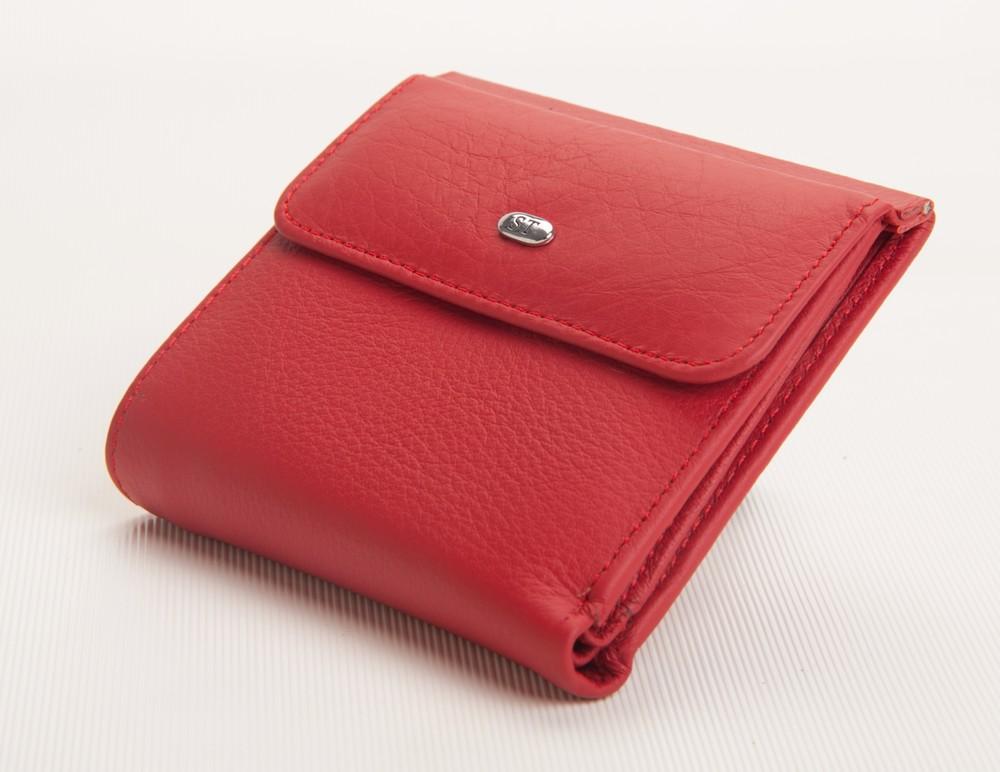 c1842611882e Женский кожаный кошелек st складной маленький в наличии разные модел фото №1