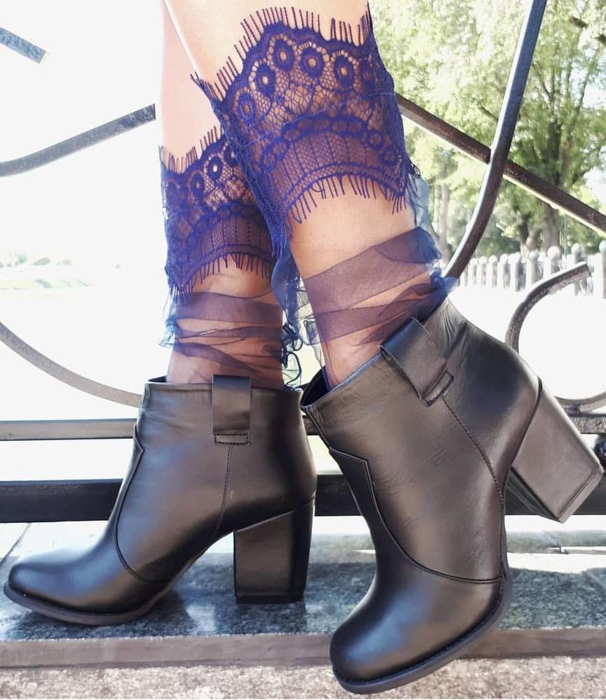 Ботинки из натуральной кожи! стильные и современные!(замши)производитель украина! фото №1