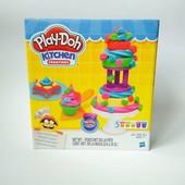 Набор для выпекания Play Doh Kitchen Creations Frost