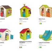 Игрушки садовые для игр детей Allibert, Keter Голландия для сада, дома и кафе.