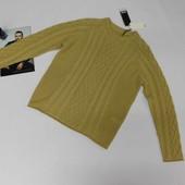 Модный мужской джемпер, свитер Bamboogie Италия размер L