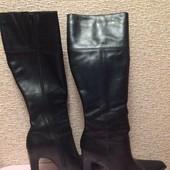 Сапоги кожаные классические Aldo 37 размер