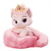 Palace Pets Королевские питомцы котенок питомец спящей красавицы fashion furry tail dreamy
