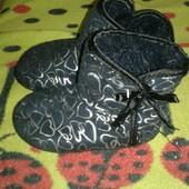 Тапочки сапожки евро размер 10-11