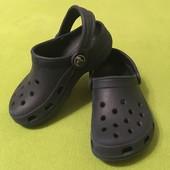 Кроксы Crocs  оригинал С8/9  р.25, стелька  16 см.