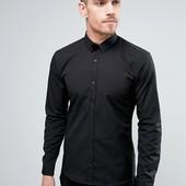 Рубашка Asos slin fit shirt