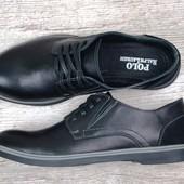 Туфли Ralph Lauren, натур кожа, 2 цвета