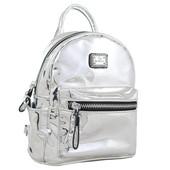 Сумка - рюкзак Mirorr silver, 17*20*8 1 Вересня 553194