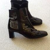 Деми ботиночки, стелька 26см, Австрия
