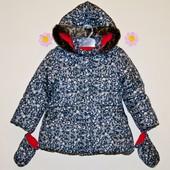 Куртка зимняя 2-4 года Marks&Spencer
