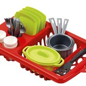 Игрушечные набори посуди,Ecoiffier, оригинал