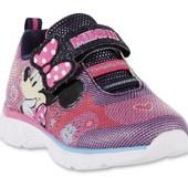 Disney кроссовки светящиеся Minnie Mouse. оригинал из США.