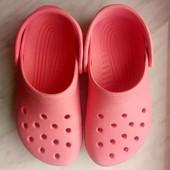 Детские кроксы crocs оригиналы