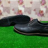 Туфли мужские кожаные Multi-Shoes