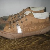 Кожаные ботинки Geox р.37