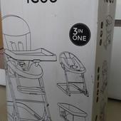Колыбелька-шезлонг-стульчик для кормления i'coo 1-2-3