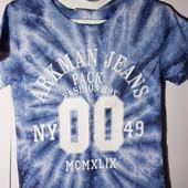 Стильная футболка для мальчика 4 -10 лет(Польша)
