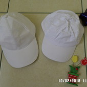Нові кепки