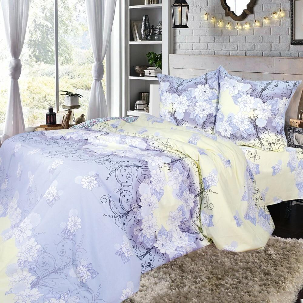 Комплект постельного белья бязь набивная тм много расцветок фото №1