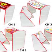 Столик и стульчик Комплект игровой мебели Додо Бесплатная доставка