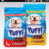 Сухой корм для собак Puffi
