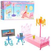 Мебель для барби спальня 2914