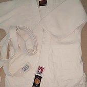 Продам в идеальном состоянии,фирменную Shogun ,куртку-кимоно Дзюдо 120 см.