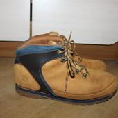 Стильні натуральні ботінки , ботинки оригінал timberland