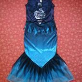 Продаю! размер 12-14 (М-L), женское карнавальное платье Русалка Хэллоуин, George, б/у.