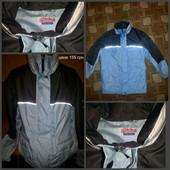 Шикарная куртка по смешной цене. Sportswear, р. XL., скрытый капюшон, липучки, все навороты!