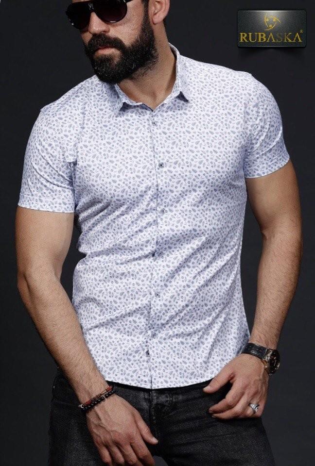 Турецкие мужские рубашки. фото №1