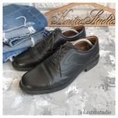 Мужские кожаные Туфли George Oliver рр 42
