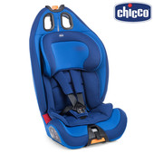 Детское автокресло Chicco - Gro-Up (1/2/3) 9-36кг Power Blue
