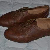 женские туфли New Look 24.2 см 37 размер Англия uk5