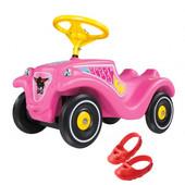 Машинка-каталка Bobby-Car-Classic + защитные насадки для обуви Big 56029