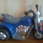 Электромобиль-мотоцикл Geoby W330