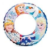 Детский надувной круг Холодное сердце 56201