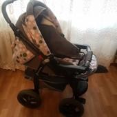 Продам детскую коляску Navara by Anex 2 в 1 пр-ва Польша в отличном состоянии