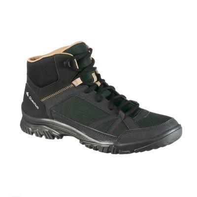 Демисезонные мужские ботинки quechua р 39-47 фото №1