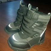 23р(14,5 см)Термо зимние ботинки Friends Tex ,сапоги на мембране.В идеальном состоянии.